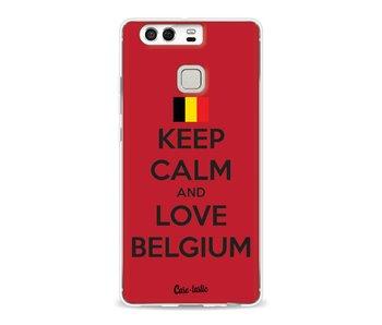 Keep Calm and Love Belgium - Huawei P9