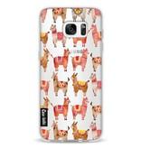 Casetastic Softcover Samsung Galaxy S7 Edge - Alpacas