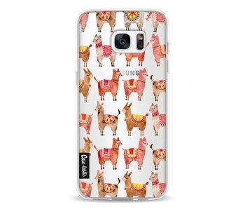 Alpacas - Samsung Galaxy S7 Edge