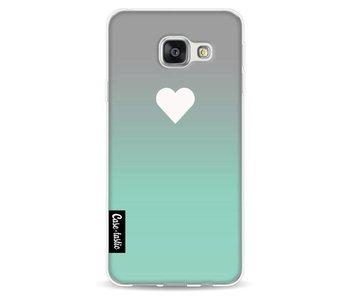 Tiffany Heart Fade - Samsung Galaxy A3 (2016)