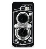 Casetastic Softcover Samsung Galaxy A3 (2016) - Camera Retro Lens