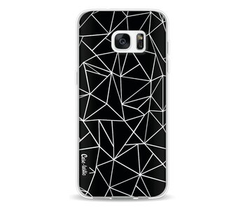 Abstraction Outline - Samsung Galaxy S7 Edge