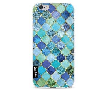 Aqua Moroccan Tiles - Apple iPhone 6 / 6s