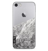 Casetastic Softcover Apple iPhone 7 - Marble Transparent