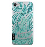Casetastic Softcover Apple iPhone 7 - Turquoise Fronds