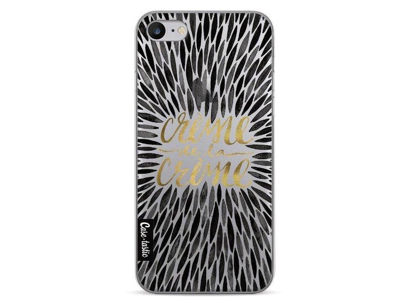 Casetastic Softcover Apple iPhone 7 - Creme de la Creme Black