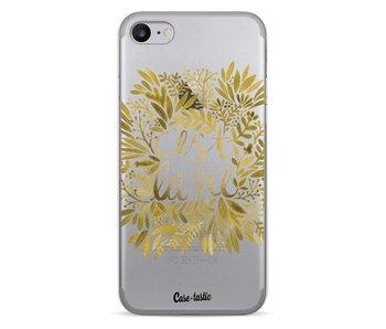 Cest La Vie Gold - Apple iPhone 7