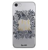 Casetastic Softcover Apple iPhone 7 - Cest La Vie BlackGold