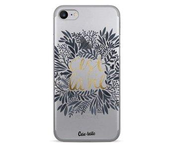 Cest La Vie BlackGold - Apple iPhone 7