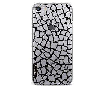 British Mosaic Black Transparent - Apple iPhone 7