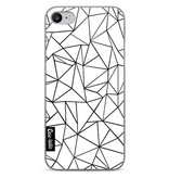 Casetastic Softcover Apple iPhone 7 - Abstraction Outline