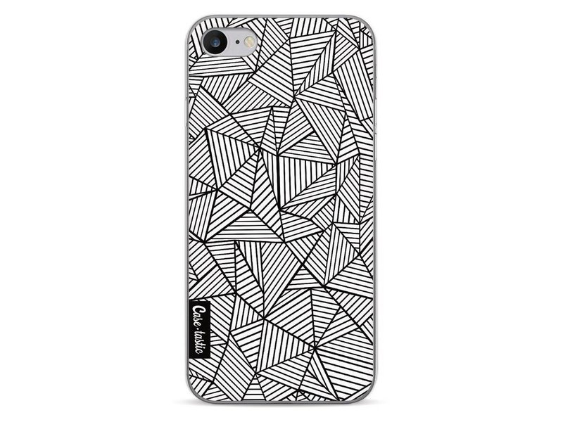 Casetastic Softcover Apple iPhone 7 - Abstraction Lines