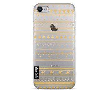 Gold Tribal - Apple iPhone 7