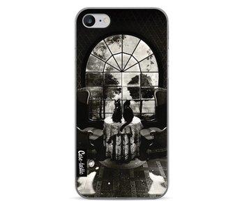 Room Skull BW - Apple iPhone 7