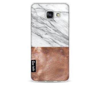 Marble Copper - Samsung Galaxy A3 (2016)