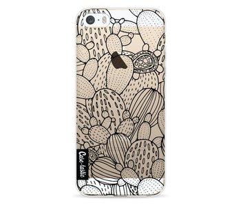 Doodle Cactus - Apple iPhone 5 / 5s / SE