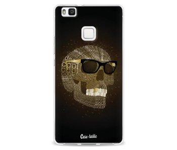 Sunglasses Skull - Huawei P9 Lite