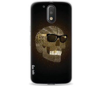 Sunglasses Skull - Motorola Moto G4 / G4 Plus