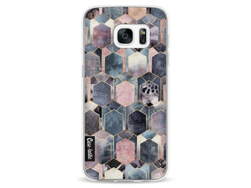 Casetastic Softcover Samsung Galaxy S7 - Art Deco Dream