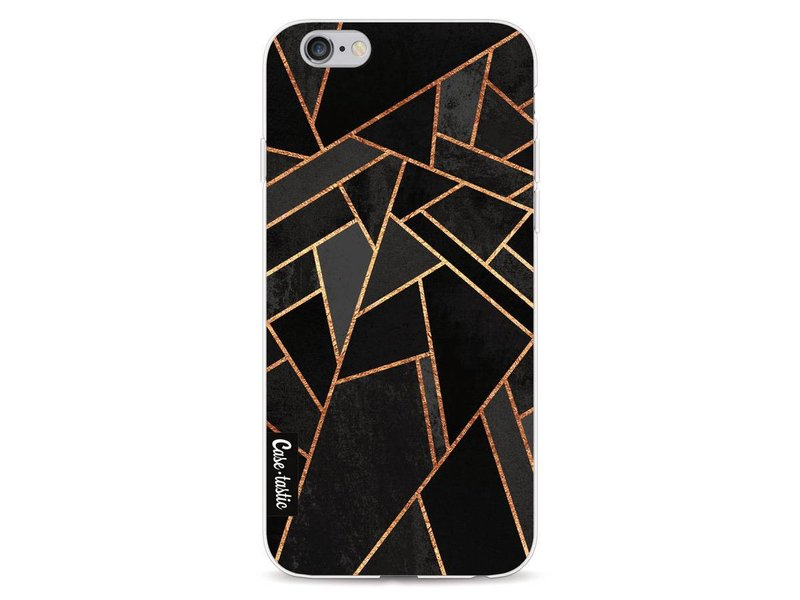 Casetastic Softcover Apple iPhone 6 / 6s  - Black Night