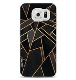 Casetastic Softcover Samsung Galaxy S6 - Black Night