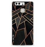 Casetastic Softcover Huawei P9  - Black Night