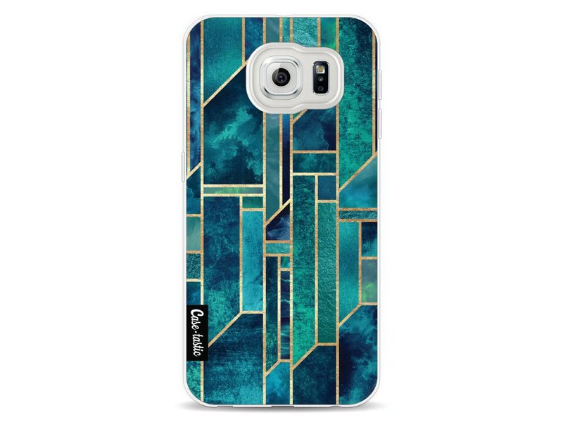 Casetastic Softcover Samsung Galaxy S6 - Blue Skies