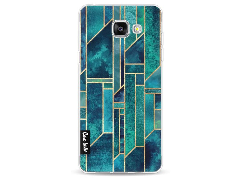 Casetastic Softcover Samsung Galaxy A5 (2016) - Blue Skies
