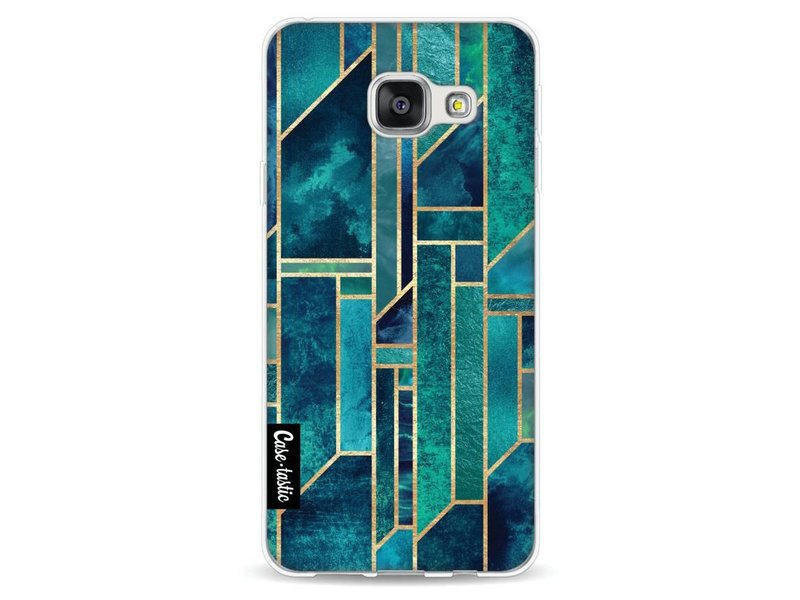 Casetastic Softcover Samsung Galaxy A3 (2016) - Blue Skies
