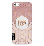 Casetastic Softcover Apple iPhone 5 / 5s / SE - Boss Lady