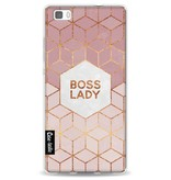 Casetastic Softcover Huawei P8 Lite - Boss Lady