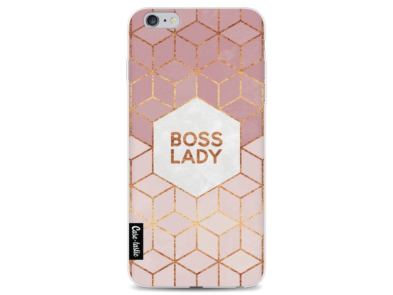 Casetastic Softcover Apple iPhone 6 Plus / 6s Plus - Boss Lady