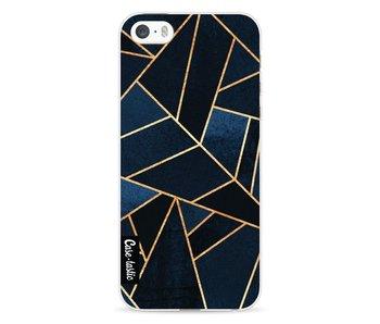 Navy Stone - Apple iPhone 5 / 5s / SE