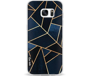 Navy Stone - Samsung Galaxy S7 Edge