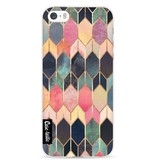 Casetastic Softcover Apple iPhone 5 / 5s / SE - Stained Glass Multi