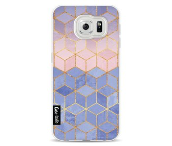 Rose Quartz and Serenity Cubes - Samsung Galaxy S6