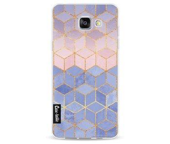 Rose Quartz and Serenity Cubes - Samsung Galaxy A5 (2016)