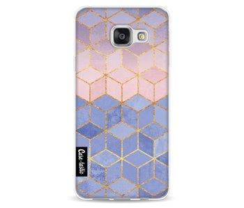 Rose Quartz and Serenity Cubes - Samsung Galaxy A3 (2016)