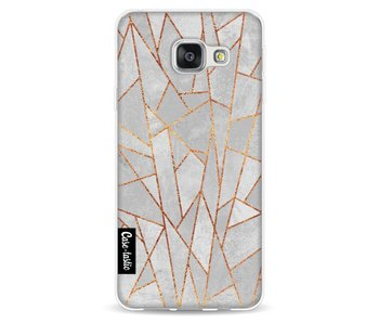 Shattered Concrete - Samsung Galaxy A3 (2016)