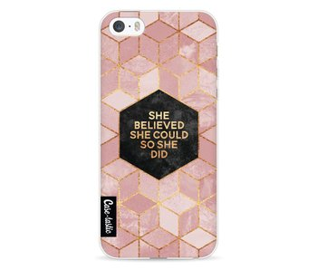 She Believed She Could So She Did - Apple iPhone 5 / 5s / SE