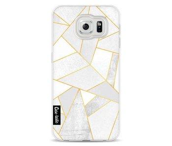 White Stone - Samsung Galaxy S6