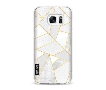 White Stone - Samsung Galaxy S7