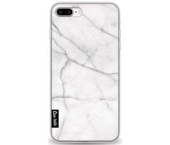 White Marble - Apple iPhone 7 Plus