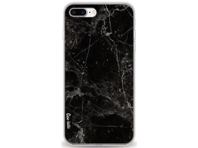 Casetastic Softcover Apple iPhone 7 Plus - Black Marble