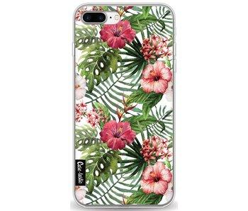Tropical Flowers - Apple iPhone 7 Plus