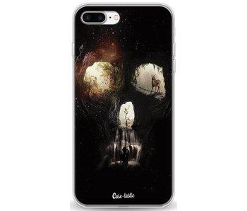 Cave Skull - Apple iPhone 7 Plus