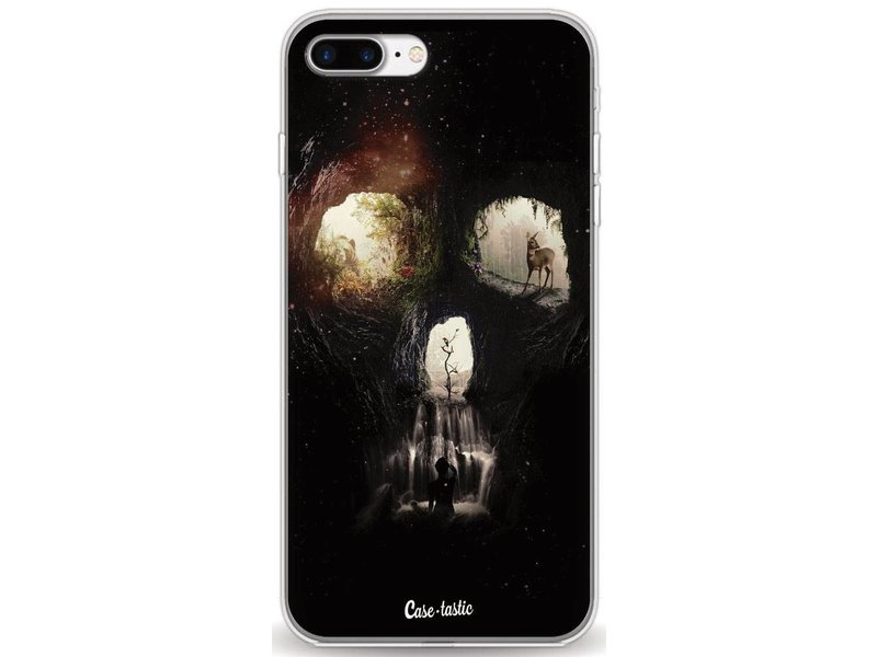Casetastic Softcover Apple iPhone 7 Plus - Cave Skull