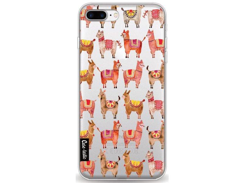 Casetastic Softcover Apple iPhone 7 Plus - Alpacas