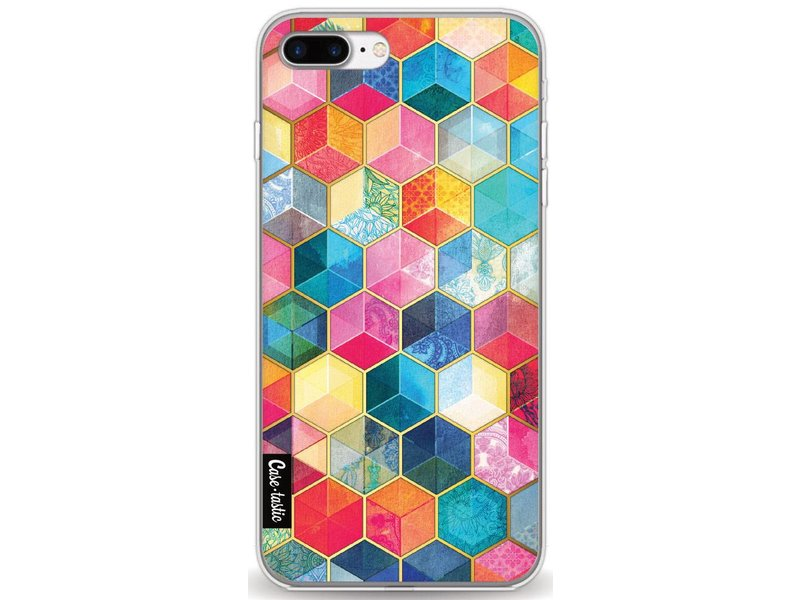 Casetastic Softcover Apple iPhone 7 Plus - Bohemian Honeycomb