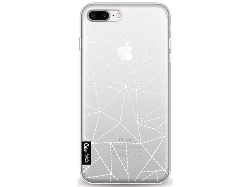 Casetastic Softcover Apple iPhone 7 Plus - Abstract Dotted Lines
